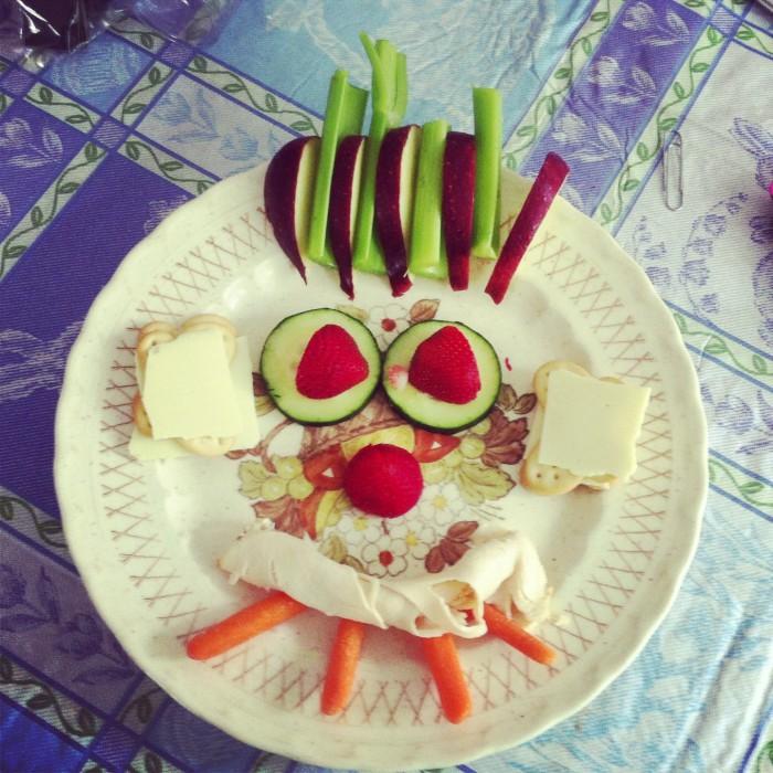 Make Food fun