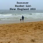 New England Summer Bucket List