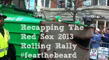 Red Sox Rolling Rally 2013