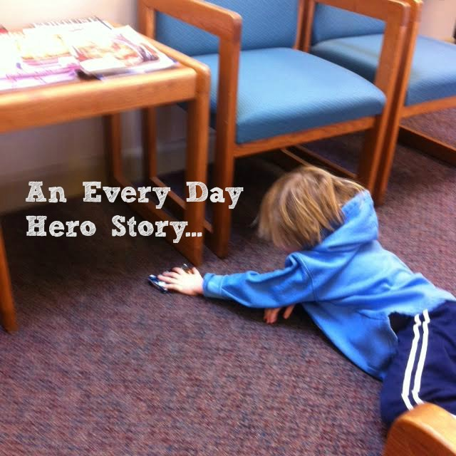 Every Day Hero a