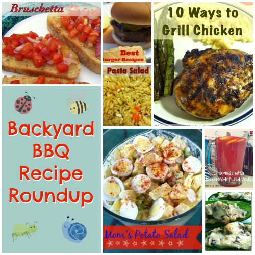 Summer BBQ Recipe Roundup