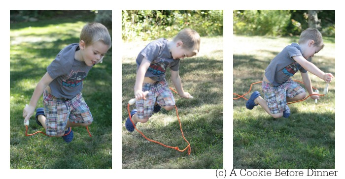 Kaboom! Go Out And Play Jump Rope