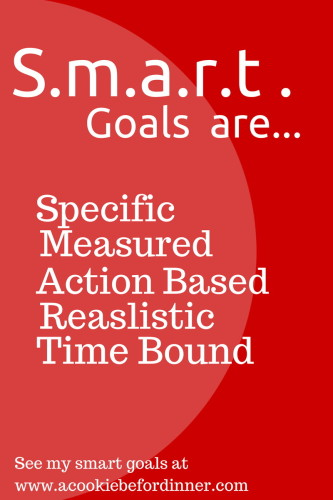 S.M.A.R.T. goals are specific. #goals #personalgrowth #planning
