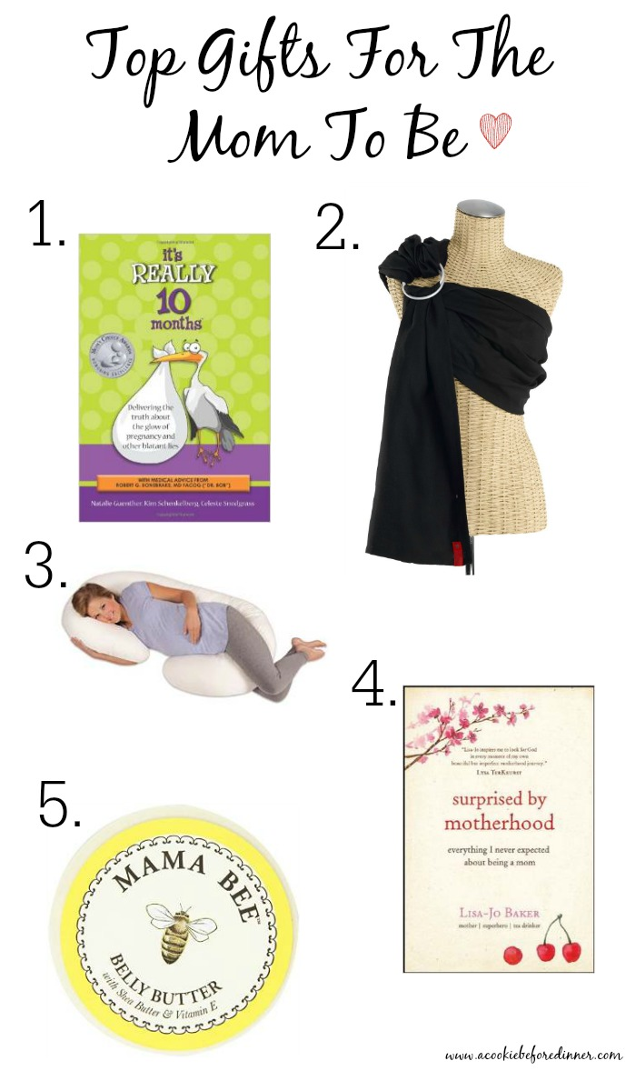 What should I buy mom for Christmas? Christmas gift ideas for a pregnant woman.