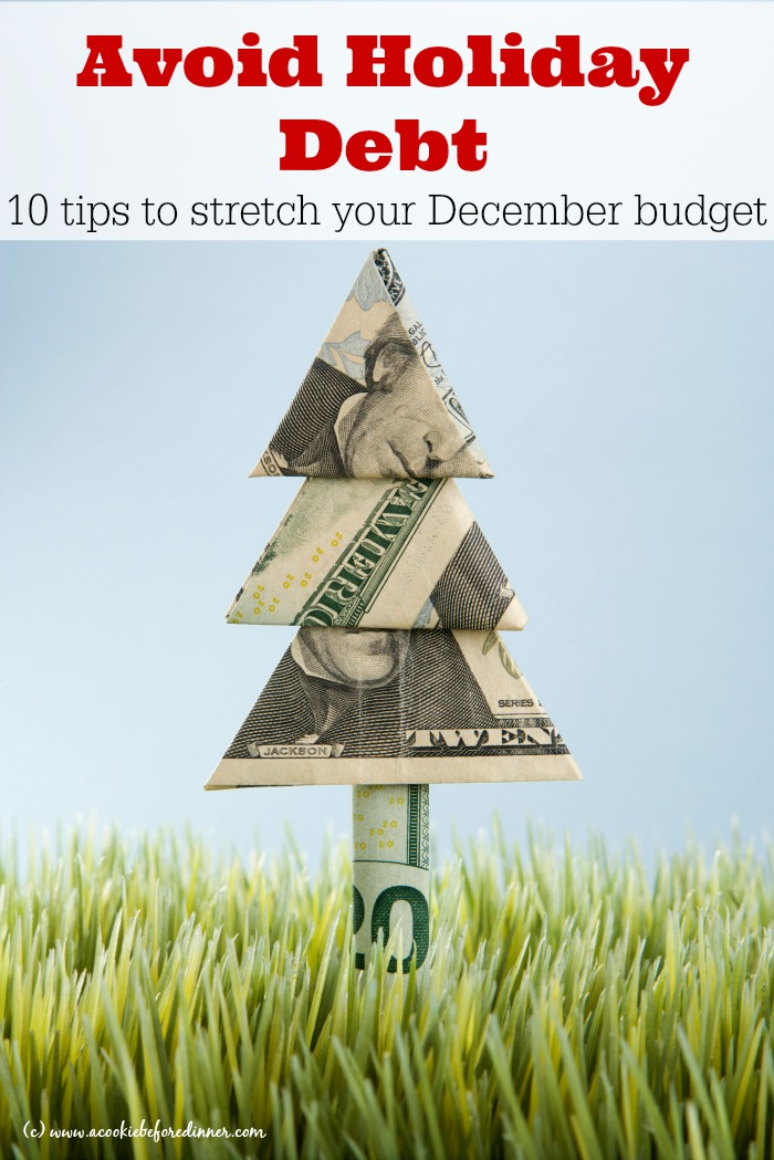 Avoiding debit around the holidays can be hard. I know just how much every dollar counts when you're budget for Christmas. Here are some tips that helped me along the way!