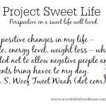 Project Sweet Life: Erin S.