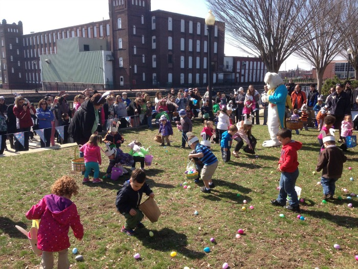 Easter Egg Hunts In Western Massachusetts Holyoke Heritage State Park
