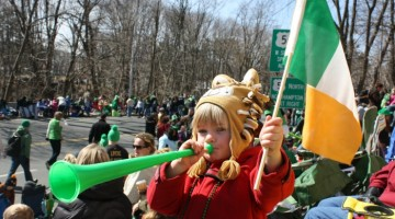 Holyoke St. Patrick's Day Parade Tips