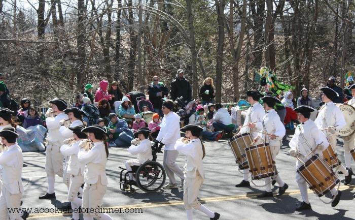 Holyoke St. Patrick's Day Parade