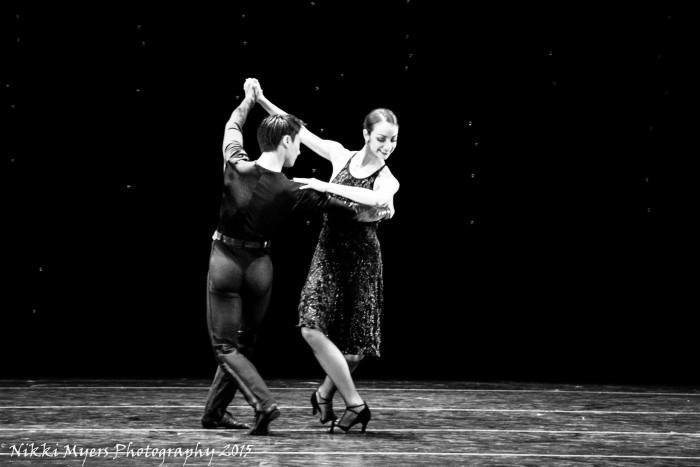 Boston Ballet Shades Of Sound Black Cake