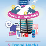 5 Travel Hacks You'll Love + A Giveaway!