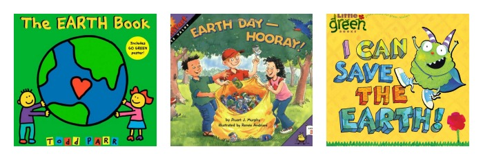 Earth Day Books For Kids 2