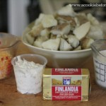 Deluxe Mashed Potatoes With Finlandia Butter