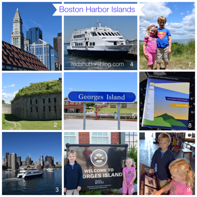 Massachusetts Bucket List Kid Friendly Day Trips Boston Harbor Islands
