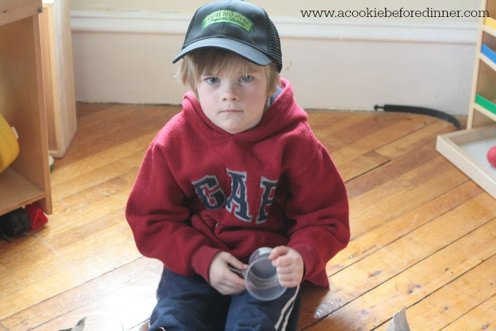 Tips and tricks for starting seeds with kids