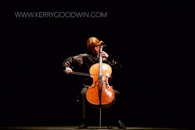 Boston Ballet Edge Of Vision Bach Cello Suite 1