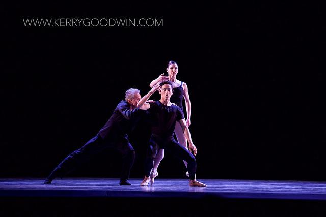 Boston Ballet Edge Of Vision Bach Cello Suite 3