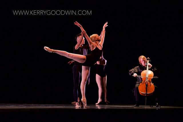 Boston Ballet Edge of Vision Bach Cello Suite 2