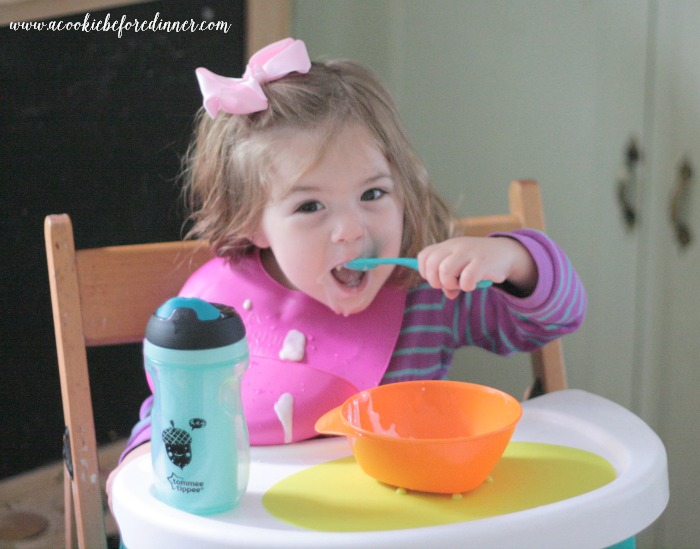 Tips For Encouraging Toddlers To Eat Well Featured