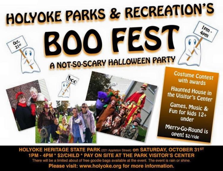 Holyoke Boo Fest