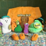 Candy Free Halloween With Peeps + Prize Pack Giveaway