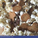 S'mores Popcorn & Celebrating The Peanuts Movie