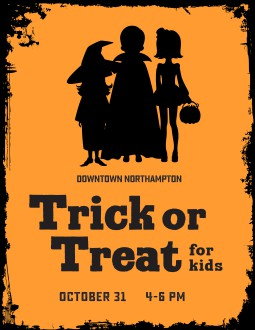 Trick Or Treat Northampotn