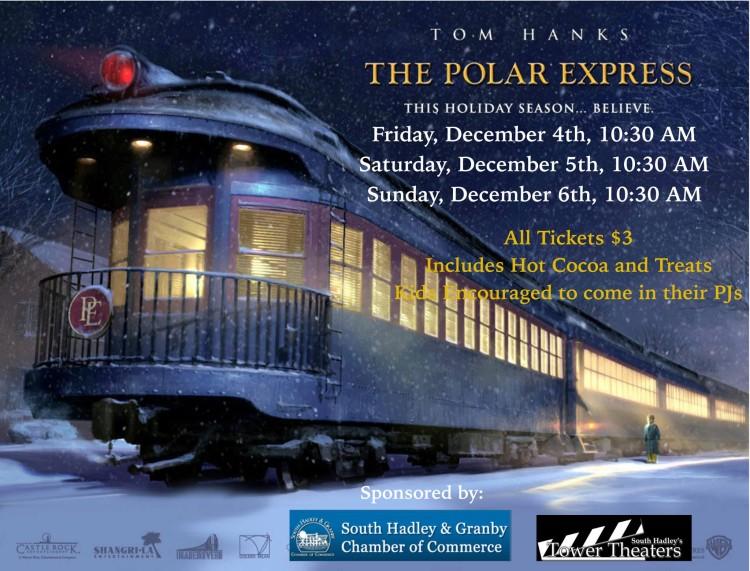 Polar Express Morning Shows