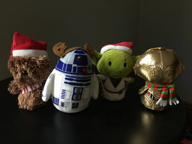 Star Wars Itty Bittys