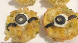 Minions Mac and Cheese Cups Featured Image