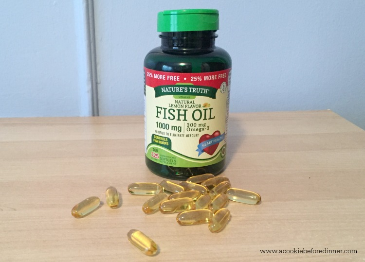 Nature's Truth Fish Oil