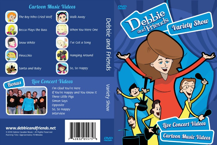 Debbie And Friends Variety Show