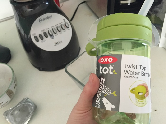 Toddler Green Smoothie Oxo Tot Bottle
