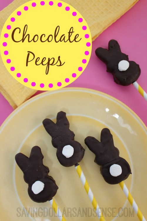 Chocolate-Peeps