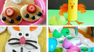 Easter Hacks for the Non Pinteresty Mom Featured Image