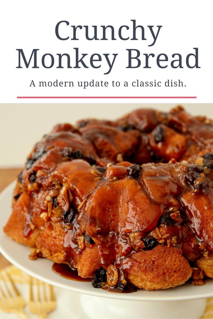 Crunchy Monkey Bread a