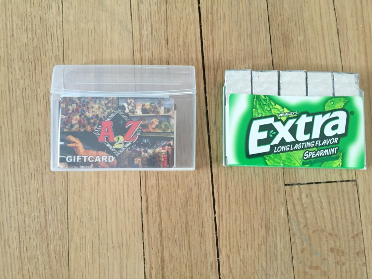 Extra New Gum Packaging