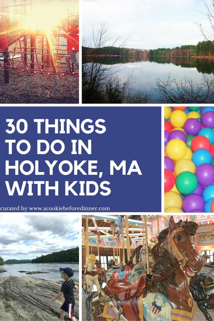 An awesome list of things to do in Holyoke MA with kids!