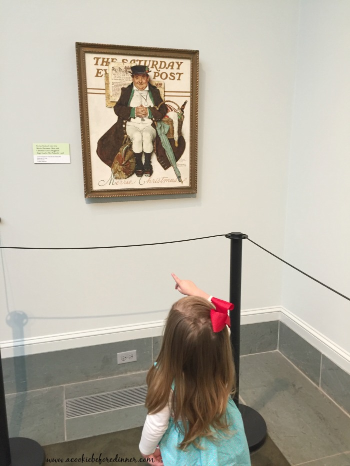 Visiting Norman Rockwell Museum With Kids
