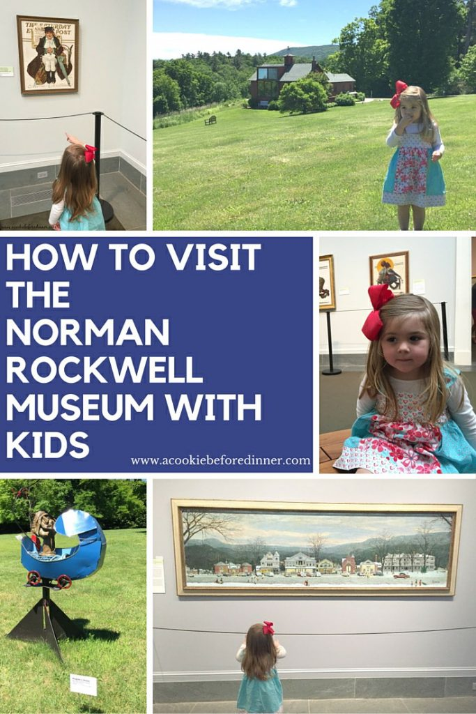 Visiting Norman Rockwell Museum With Kids. Planning a trip to the Berkshires? You don't want to miss this great museum!