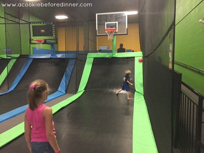 Have a blast at Bounce Trampoline in Springfield MA!