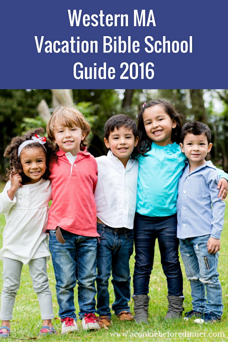 The full guide to VBS in Western MA 2016!