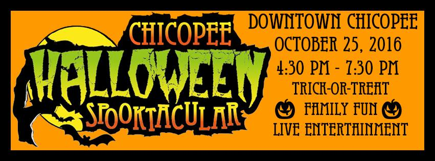 The Chicopee Halloween Spooktacular is just one of the few great Halloween Events for kids in Western MA 2016!