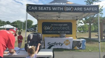 9 great reasons to get your car seat inspected by a certified car seat technician.