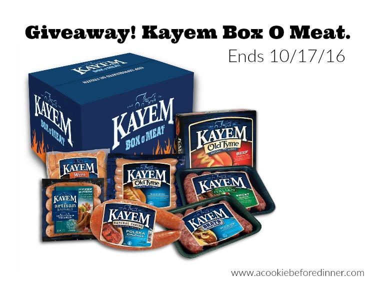 kayem-giveaway-photo