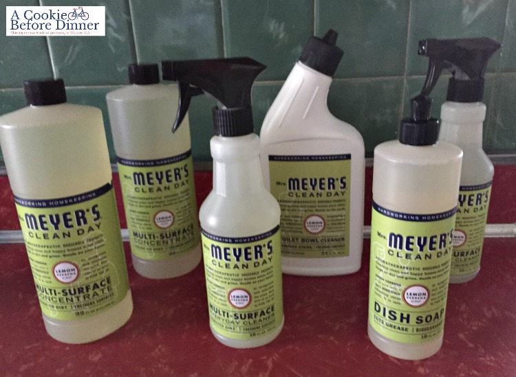Mrs. Meyers Clean Day Product Shot