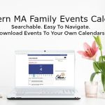 Fun Things To Do In Western MA With Kids Calendar