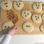 Easy Kid Friendly Rudolph Sugar Cookie Recipe