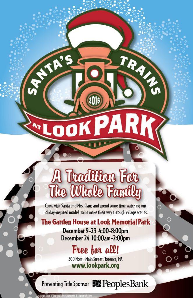 Santa's Train | Look Park | 2016