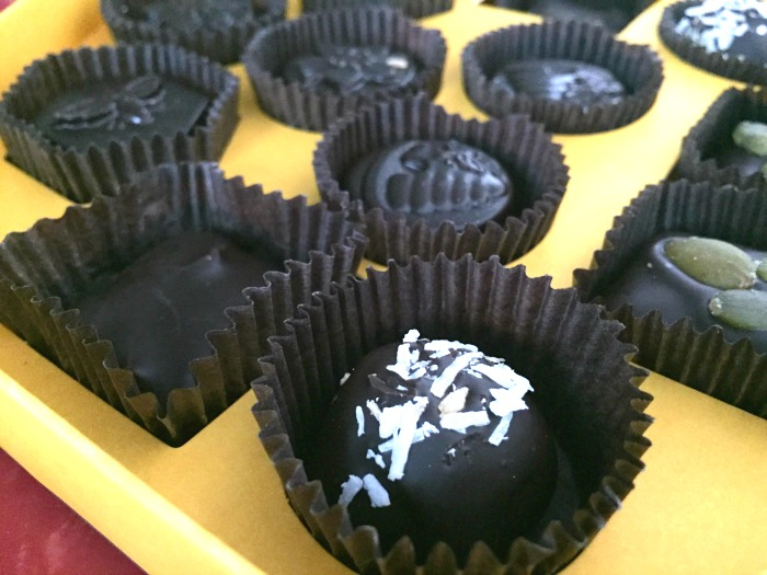 gather chocolates by harbor sweets